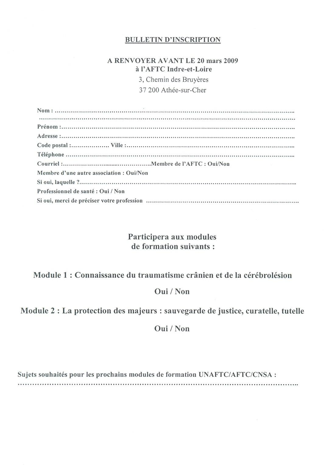 En Bref Fevrier 2009 Actualites Maison Departementale Des