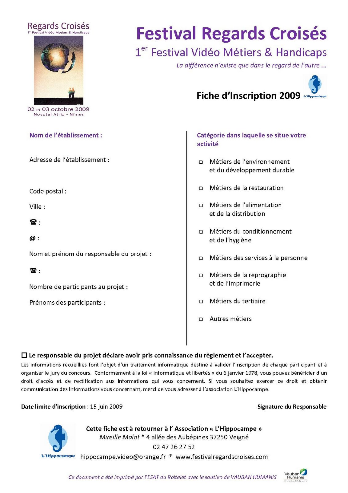 humanis rapport annuel