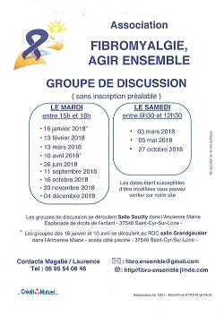 Programme des groupes de discussions