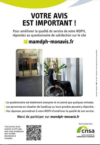 Recherche Maison Départementale Des Personnes Handicapées