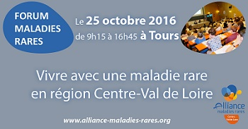 Affiche du forum alliance maladies rares