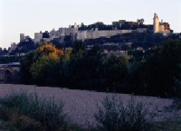 Photo de la forteresse de Chinon