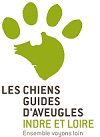 Logo de l'association des chiens guides 37