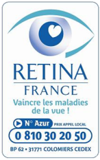 logo de l'association Rétina