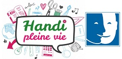 Logo de l'association handi Pleine Vie