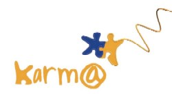 Logo de l'association Karma
